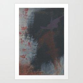 2017 Composition No. 45 Art Print