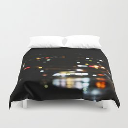 Night to Reflect Duvet Cover