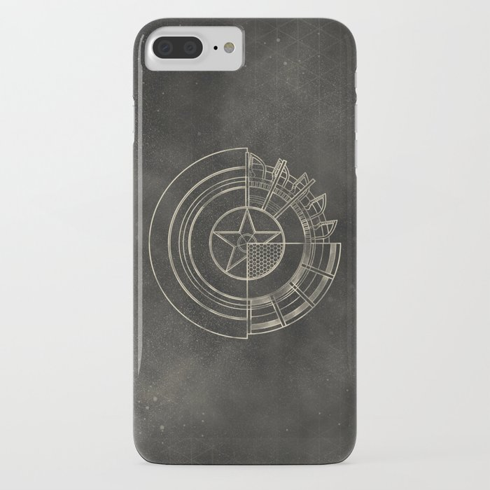 Capt America iPhone Case