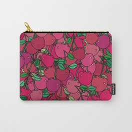 Cherry Mix Carry-All Pouch