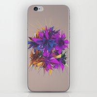 low poly iPhone & iPod Skins featuring Low Poly by Schmeez