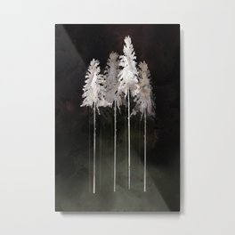 Siberian Forest 3 Metal Print
