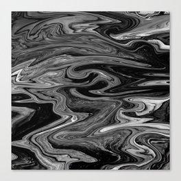 Marbled XIX Canvas Print