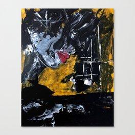 Remorse Canvas Print