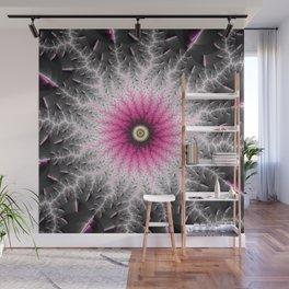 Fractal Bloom Wall Mural