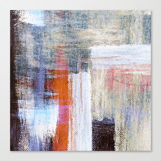 Acryl VI Canvas Print