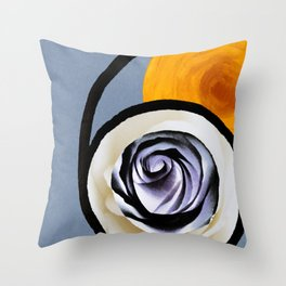 Pearl Six Throw Pillow