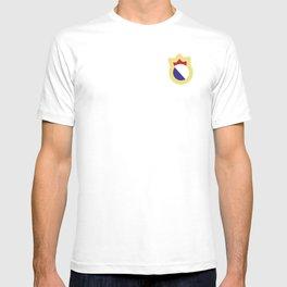 logo madrid T-shirt