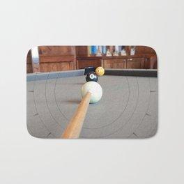 Eight Ball Corner Pocket Bath Mat