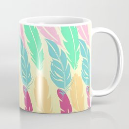 Lovely Feathers Coffee Mug