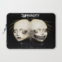 SURREALITY TITLE Laptop Sleeve