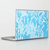 medicine Laptop & iPad Skins featuring Modern Medicine by Nat Chartres