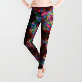 Through The Looking Glass 8 Leggings