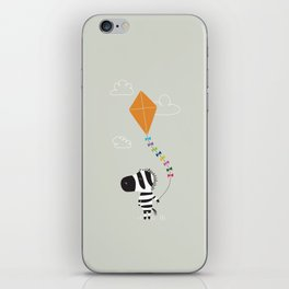 The Happy Childhood iPhone Skin