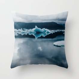 Iceland is So Damn Pretty Throw Pillow