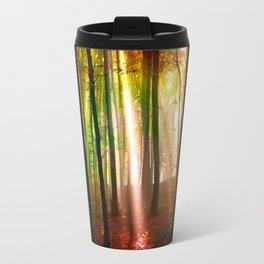 Light beams Travel Mug