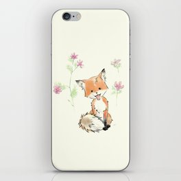 to give you more happy  iPhone Skin