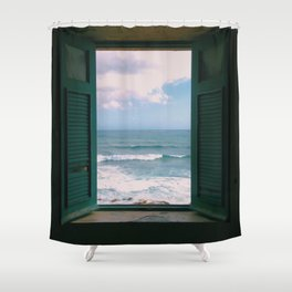 Atlantic Morning Shower Curtain