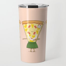 hawaiian pizza Travel Mug