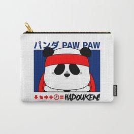 Panda (Hadouken) Carry-All Pouch