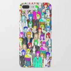 Bowie Punks in Tokyo Slim Case iPhone 7 Plus
