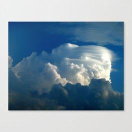Lenticular Cloud Canvas Print