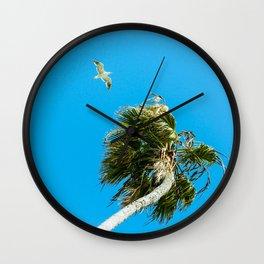 Cali Dreams Wall Clock