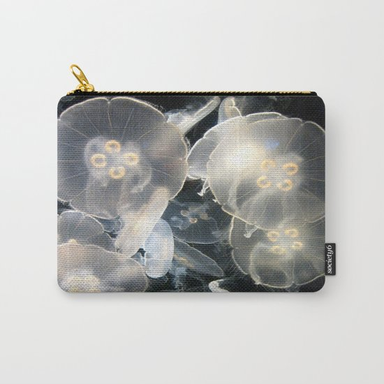 JellyFish Garden Carry-All Pouch