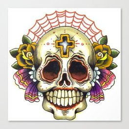 Tatto Art 2 Canvas Print