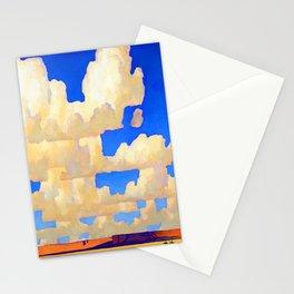 Maynard Dixon Cloud World Stationery Cards