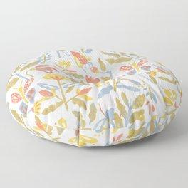 Garden Story Floor Pillow