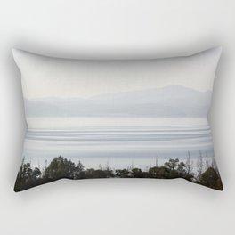 Sea of Galilee (Kinneret) Rectangular Pillow