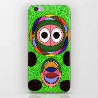 lil bub iPhone & iPod Skins featuring Bub by zainozainozaino