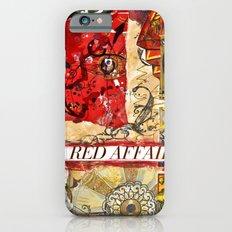 A Red Affair iPhone 6s Slim Case