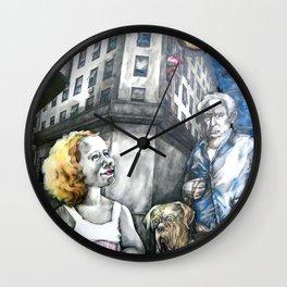 Oniric. Wall Clock
