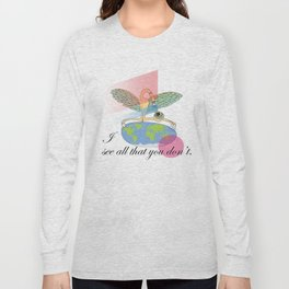 The Seer Long Sleeve T-shirt