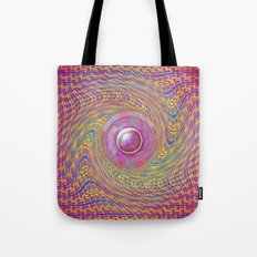 Gravity Well Tote Bag