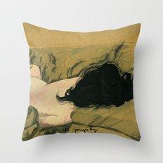 Love Sleep 2016 Throw Pillow