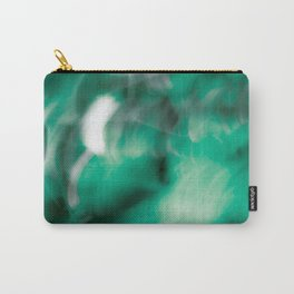 Green so Green Carry-All Pouch