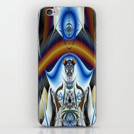 White tower series part 3  iPhone Skin