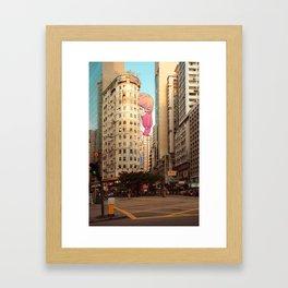 Wan Chai Framed Art Print