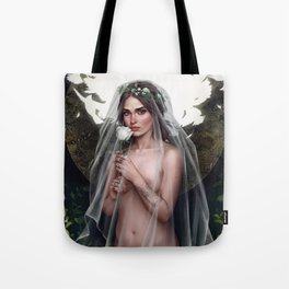 The sun also rises Tote Bag