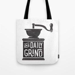DAILY GRIND Tote Bag