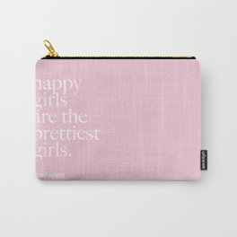 Happy Girl Pretty Girls Carry-All Pouch