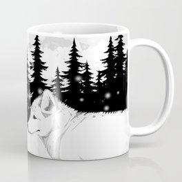 Arctic Animals - Arctic Tundra Coffee Mug