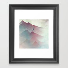A Journey In My Dream Framed Art Print