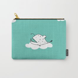 Flying Angler Fish by Amanda Jones Carry-All Pouch