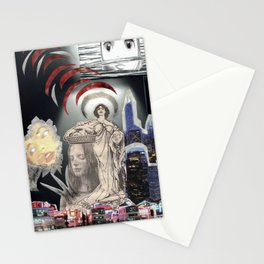 Vibrations Stationery Cards