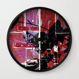 Lunn Series 3 of 4 Wall Clock