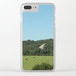 Hill Country Beauty Clear iPhone Case